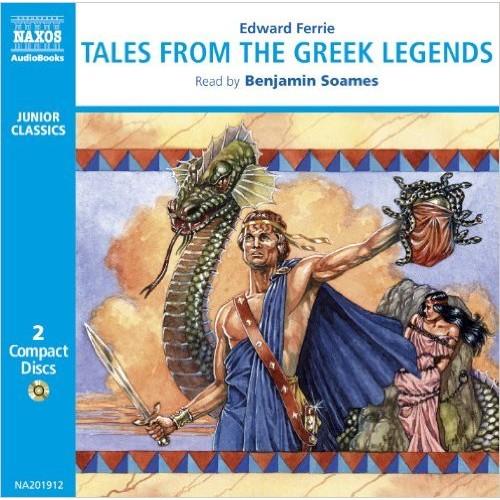 Tales From the Greek Legends (Junior Classics)