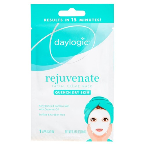 Daylogic Rejuvenate Facial Creme Mask, 0.5 fl oz, 1 Count