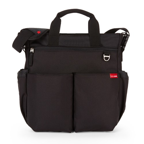 Skip Hop Duo Signature Diaper Bag - Black
