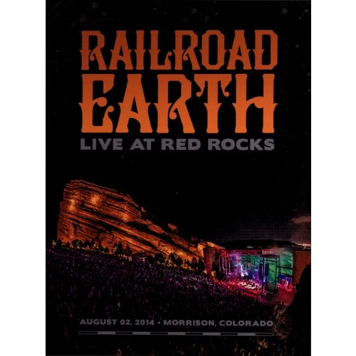 Railroad Earth: Live at Red Rocks [DVD]