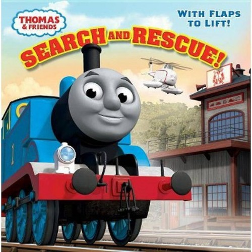 Search and Rescue! ( Thomas & Friends) (Paperback) by Britt Allcroft