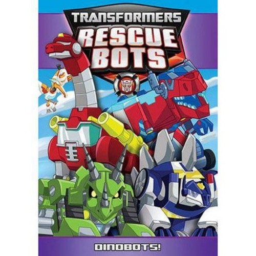 Transformers rescue bots:Dinobots (DVD)