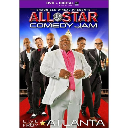 Shaquille O'Neal Presents: All Star Comedy Jam - Live from Atlanta [DVD] [2013]