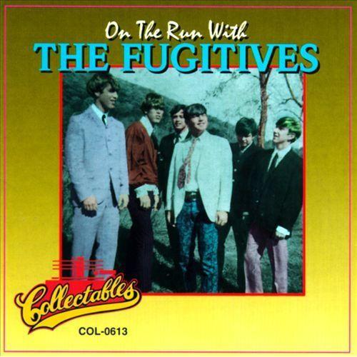 On the Run with the Fugitives [CD]
