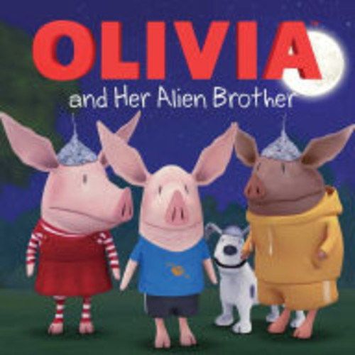Olivia and Her Alien Brother (with audio recording)