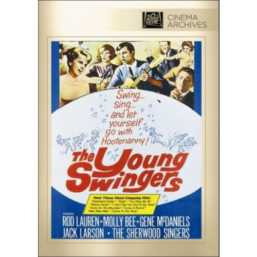 The Young Swingers [DVD] [1963]