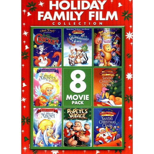 Holiday Family Film Collection [DVD]