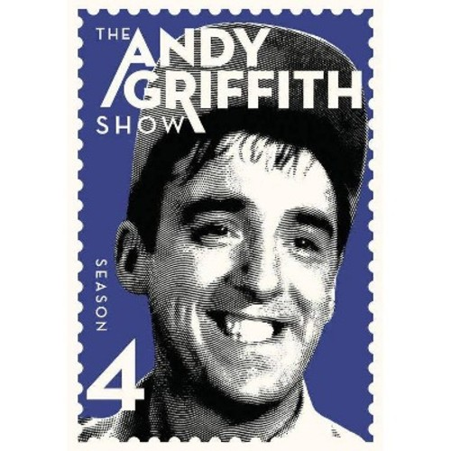 The Andy Griffith Show: The Complete Fourth Season [5 Discs] [DVD]