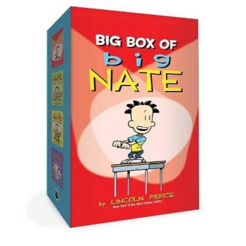 Big Box of Big Nate : Big Nate Makes the Grade / Big Nate and Friends / Big Nate Out Loud / Big Nate
