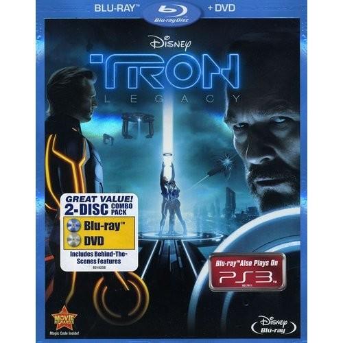 Buena Vista Home Entertainment Tron: Legacy (Blu-ray + DVD)
