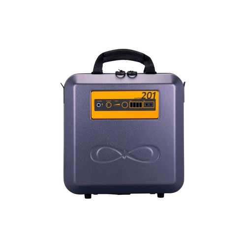 Kalisaya 192-Watt Hour Portable Solar Generator Kit