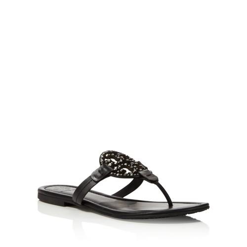 Miller Embellished Thong Sandals