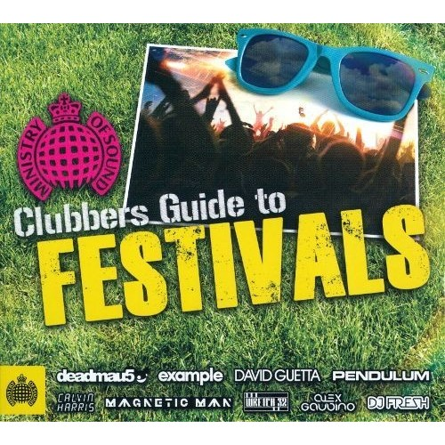 Clubbers Guide to Festivals [CD]