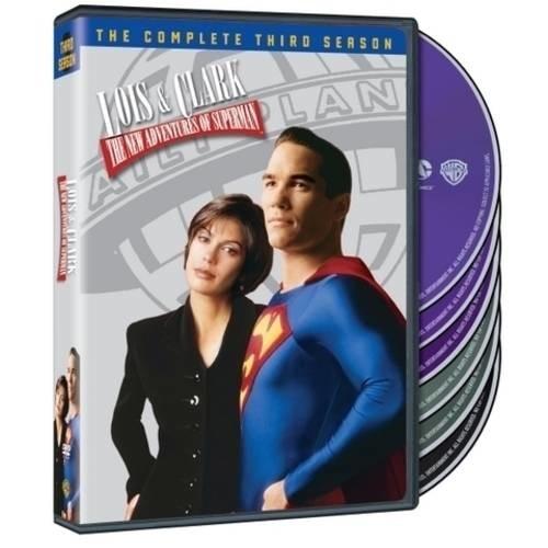 Lois & Clark: The Complete Third Season [6 Discs]