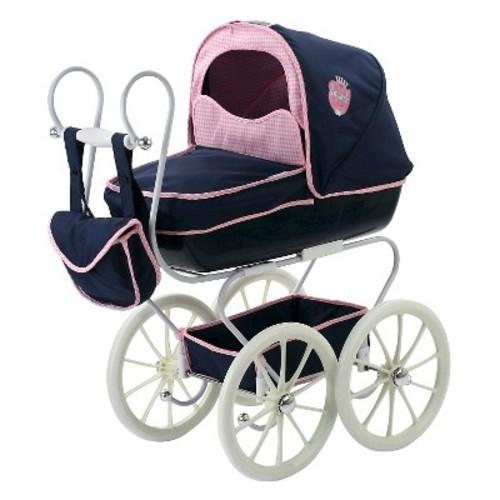Hauck Classic Navy Doll Classic Pram Stroller