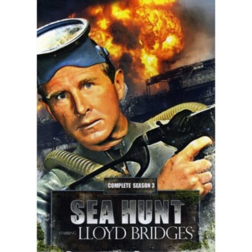 Sea Hunt: The Complete Season Three [5 Discs] [DVD]