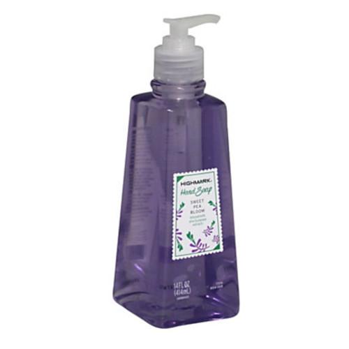 Highmark Sweet Pea Blossom Liquid Hand Soap, 14 Oz