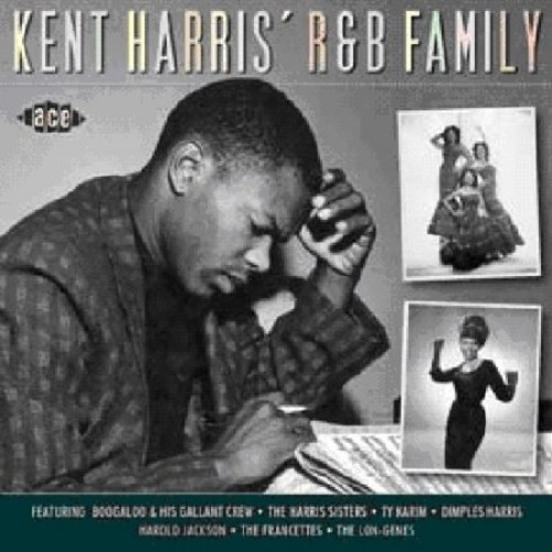 Kent Harris' R&B Family [CD]
