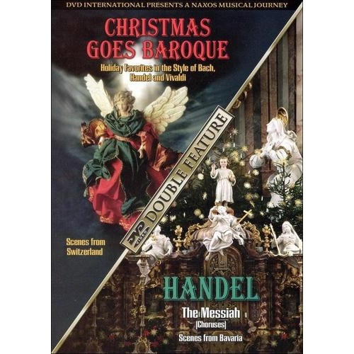 Naxos Musical Journey: Christmas Goes Baroque - Messiah Choruses [2 Discs] [DVD]