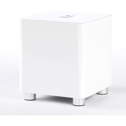 Sumiko S.0 (White) Ultra-compact powered subwoofer