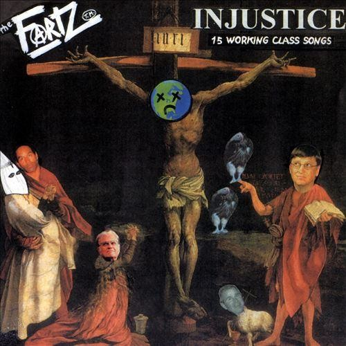 Injustice: 15 Working Class Songs [CD]