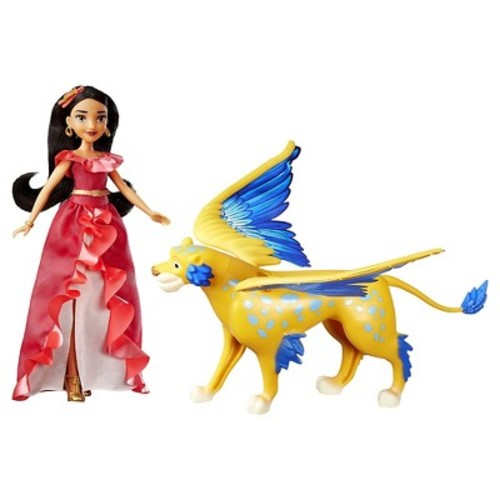 Disney Elena of Avalor and Skylar Doll
