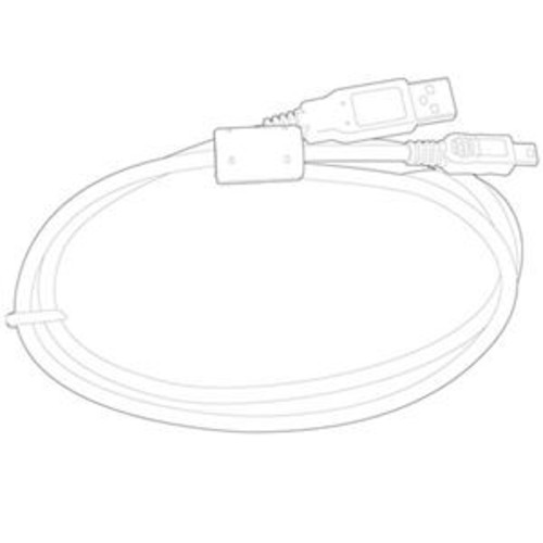 Panasonic Replacement USB Cable #K1HA05AD0007 K1HA05AD0007