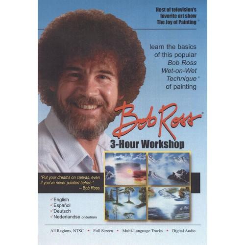 Bob Ross: 3-Hour Workshop [DVD] [2004]
