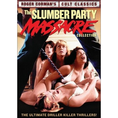 Roger Corman's Cult Classics: The Slumber Party Massacre Collection [2 Discs]
