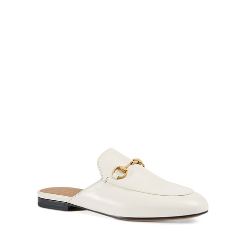 GUCCI Women'S Princetown Leather Mules
