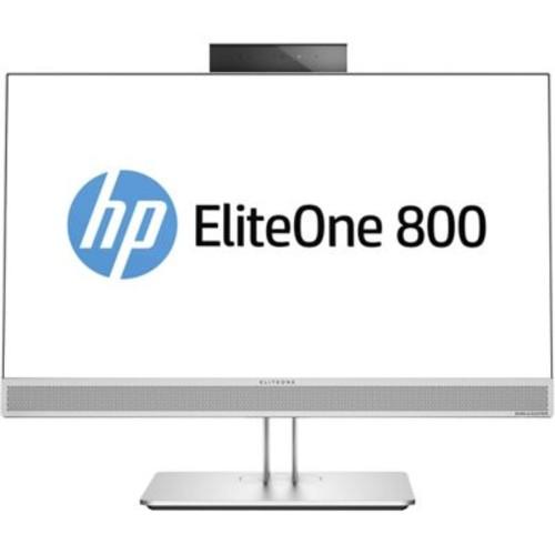 HP EliteOne 800 G3 All-in-One Computer, Intel Core i5 i5-7500 3.40 GHz, 8 GB DDR4 SDRAM, 256 GB SSD, 23.8