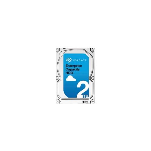 Seagate Enterprise Capacity 3.5'' HDD 2TB 7200 RPM 512n SATA 6Gb/s 128MB Cache Internal Hard Drive ST2000NM0008