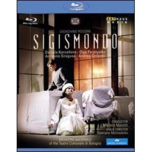 Sigismondo [Blu-ray] WSE 2/DHMA