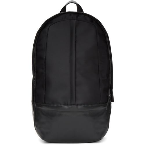 Black Nylon H25 Arch Backpack
