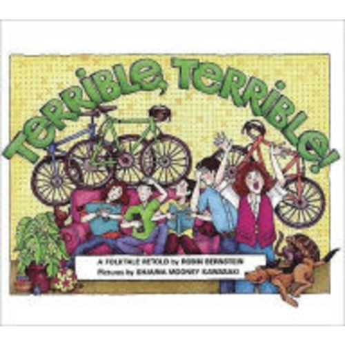 Terrible, Terrible!: A Folktale Ret