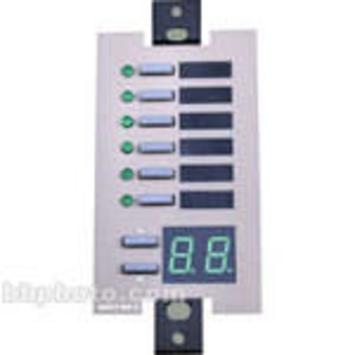 WR-5 - Wall-Mount Programmable Multifunction Remote for 24.24M