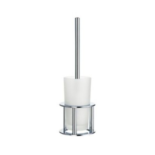Smedbo Outline Free Standing Toilet Brush and Holder; Polished Chrome