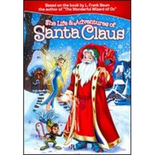 The Life and Adventures of Santa Claus DD2