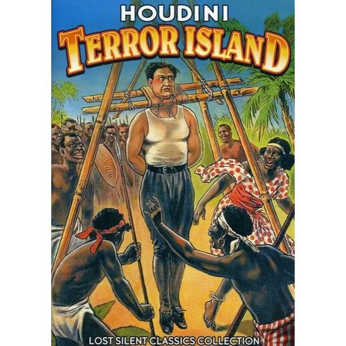 Terror Island [DVD] [1920]