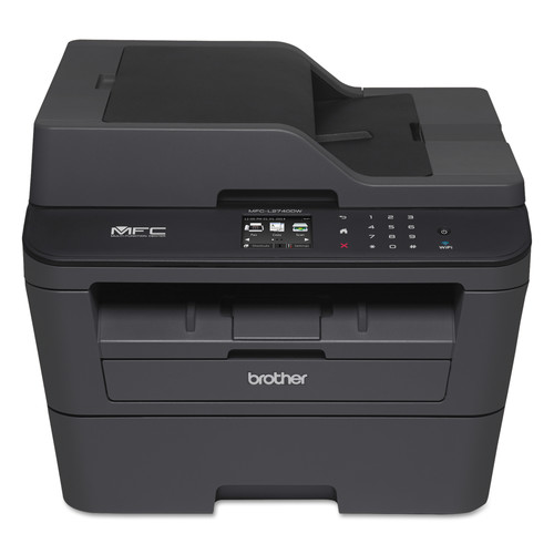 Brother BRTMFCL2740DW MFC-L2740DW Wireless Laser All-in-One, Copy/Fax/Print/Scan
