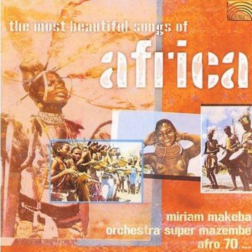 Various - Most Beautiful Songs of Africa