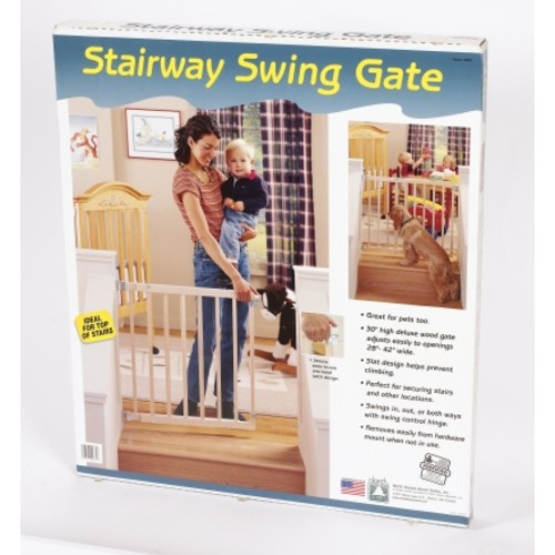 North States Stairway Swing Gate