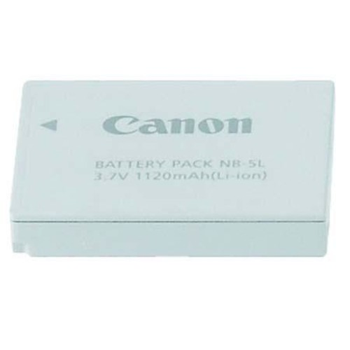 Canon NB-5L Rechargeable Lithium-Ion Battery for Camera 1135B001