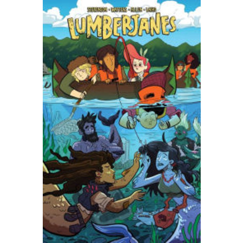 Lumberjanes, Volume 5: Band Together