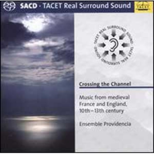 Crossing the Channel (Audio CD)