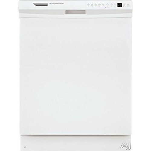 Frigidaire FDB2410HIS Gallery 24 Inch, Built-In Dishwasher, White [white]