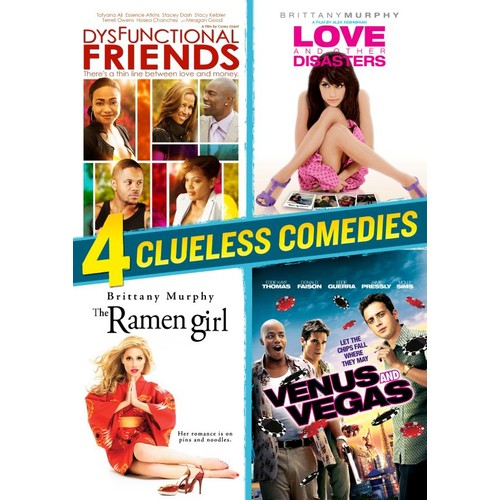 4 Clueless...
