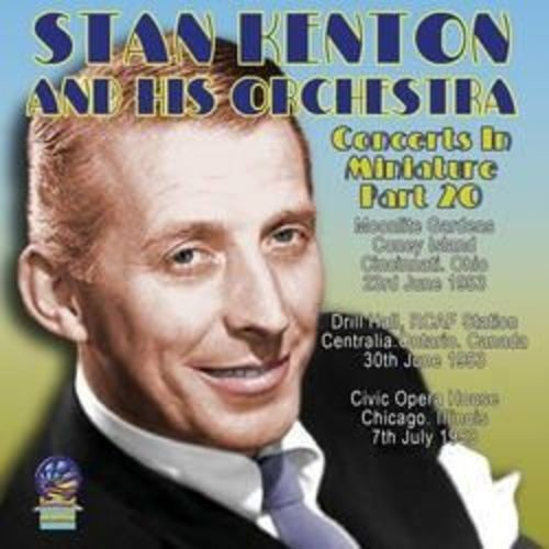 Concerts in Miniature, Vol. 20 [CD]