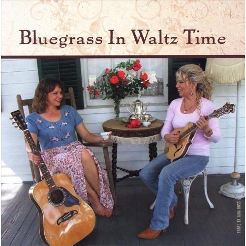 Bluegrass in Waltz Time [CD]