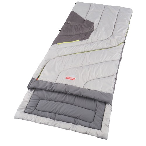 Coleman Adjustable Comfort 30- to 70-Degree Adult Sleeping Bag
